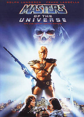$24.95 • Buy Masters Of The Universe Movie 25th Anniversary Blu-Ray MOTU 2012 Cannon Films