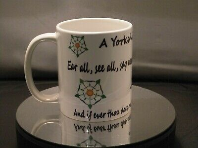 A 'Yorkshire Man's Tale Cup' • 10£