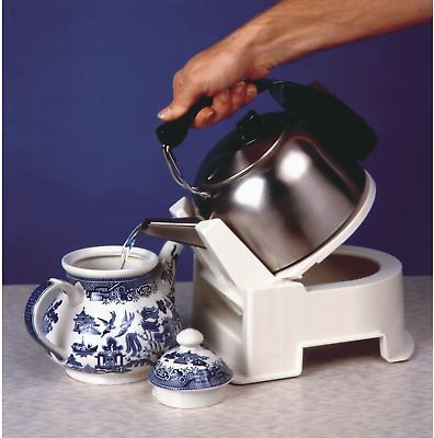 Derby Kettle And Teapot Tipper, Kettle Tipper, Kitchen Aid For Safe And Steady A • 42.46£