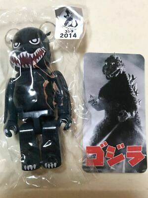 $52.89 • Buy Godzilla Bearbrick BAIT BE@RBRICK Series 28 SF 100% Japan 2014