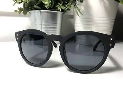 AU19.95 • Buy Classic About The Night Matte Black Sunglasses **Same Design & Factory As Quay**