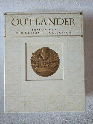AU108.09 • Buy (Blu-ray) OUTLANDER: Complete First Season (2015, Ultimate Collection)