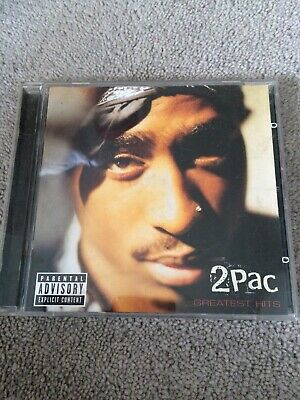 2 Pac. Greatest Hits Cd • 1.10£