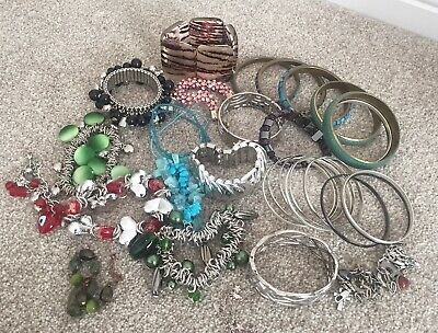 Large Job Lot Of Costume/fashion Jewellery! • 0.99£