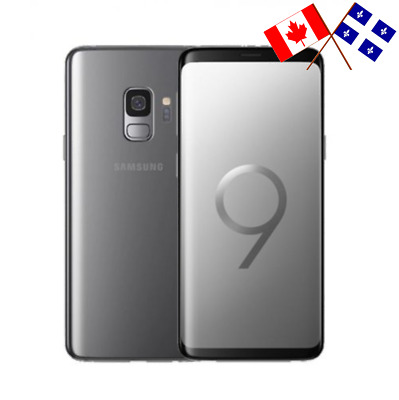 $ CDN360 • Buy Samsung Galaxy S9 - SM-G960W - 64GB - Unlocked - Smartphone