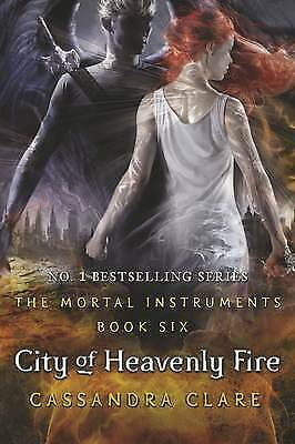 The Mortal Instruments 6: City Of Heavenly Fire By Clare, Cassandra Book The • 2.99£
