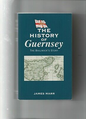 Guernsey,  The History Of Guernsey By Marr, 550 Pages • 4.99£