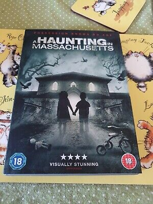 A Haunting In Massachusetts Dvd 18 Dvd • 0.99£