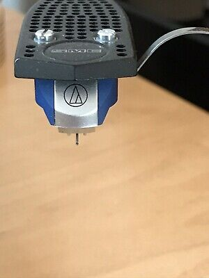 Audio-Technica AT-OC9XEB Dual Moving Coil Cartridge With Elliptical Stylus -... • 101£