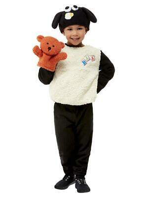 £19.99 • Buy Toddler Licensed Shaun The Sheep Timmy Costume