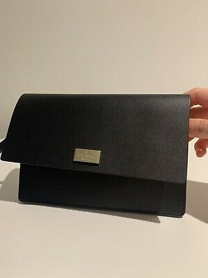 $ CDN39.99 • Buy Kate Spade Black Leather Clutch Wallet #Brand New#