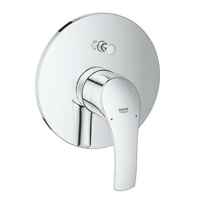Grohe EUROSMART SINGLE-LEVER BATH/SHOWER MIXER TRIM  (19450002) • 120£