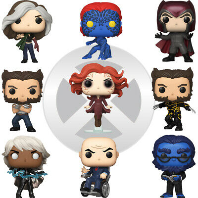 Official X-Men Movie 20th Anniversary Marvel Wolverine Funko Pop Vinyl Figures • 14.95£