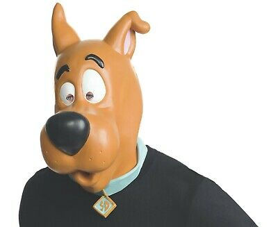Scooby Doo Adult Costume Mask • 34.99£