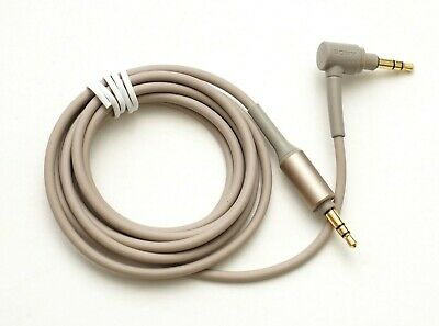 $ CDN100.96 • Buy SONY Genuine 3.5 Mm Audio Cable For Headphones WH-1000XM3 WH-1000XM2 BEIGE