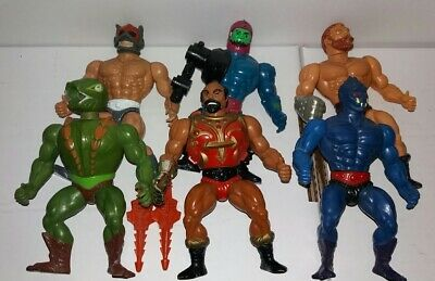 $13.44 • Buy Masters Of The Universe Vintage Figure Lot