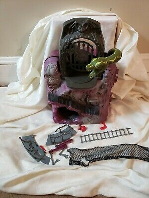 $59.90 • Buy Mattel MOTU Masters Of The Universe Snake Mountain Incomplete WORKS