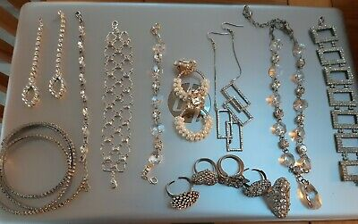 Costume Jewellery Bundle Joblot • 6.50£