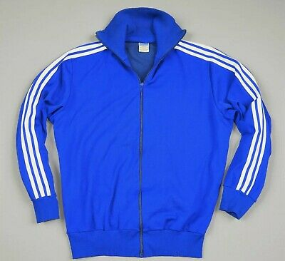 Vintage Adidas Track Top 1970s, Made In West Germany, Medium. Ventex • 69.99£
