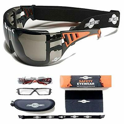 £22.99 • Buy Safety Glasses & Sunglasses, Wraparound Tinted Lens, Goggles.