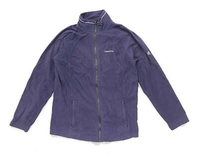 Craghoppers Womens Size 12 Fleece Purple Jacket • 10£