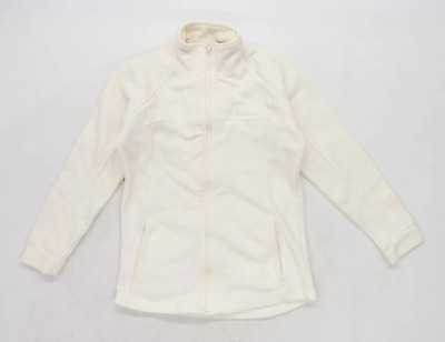 Craghoppers Womens Size 12 Fleece White Jacket • 10£
