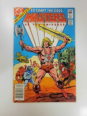 $2.47 • Buy Masters Of The Universe #1 FN/VF Condition Huge Auction Going On Now!