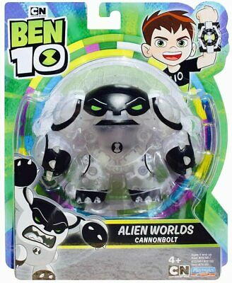 BEN 10 ALIEN WORLDS CANNONBOLT Action Figure Playmates Toys Brand New • 27.79£