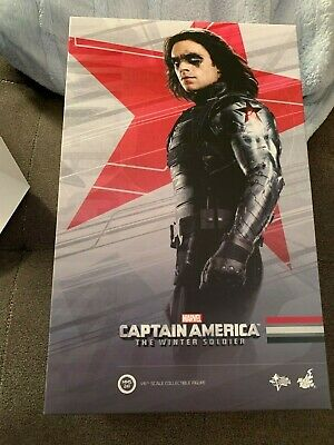 $ CDN360 • Buy Hot Toys Winter Soldier 1/6  Collectible Figure