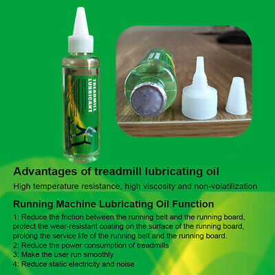 AU7.68 • Buy 60ml Universal Oil Belt Lube Running Machine Gym Equipment Treadmill Lubricant