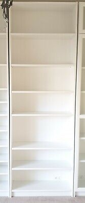 AU60 • Buy IKEA Billy Bookcase With Extension 80x28x237cm White Pickup Vic