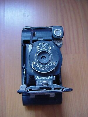 Camera Photographic Old Kodack Shutter Made IN USA • 143.83£