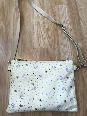 Pink Lining Yummy Mummy Mum On The Run Baby Changing Bag Bumblebees & Stardust • 6£
