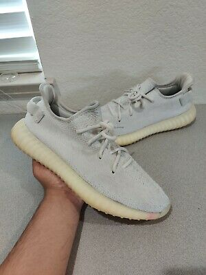 $ CDN274.84 • Buy 🔥adidas Yeezy Boost 350 V2 Cream/triple White Men Size 10.5 100% Authentic🔥