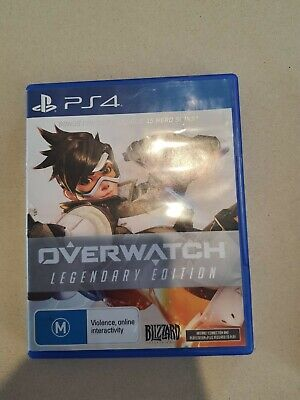 AU0.99 • Buy Ps4 Overwatch Legendary Edition