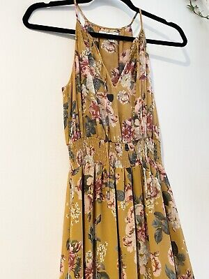 AU29 • Buy Size 6 - Forever New Floral Maxi Dress