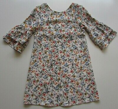 AU29.90 • Buy Zara Basic Floral Print Dress, Size EUR M