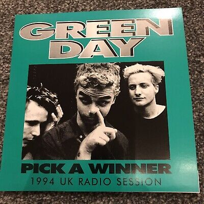 Green Day - 1994 Radio Sessions 7  Olive Marble Wax - Nofx,social Distortion,all • 10£