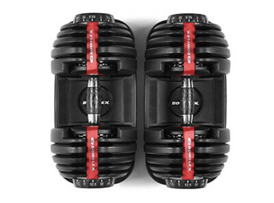 $ CDN766.70 • Buy Bowflex SelectTech 552 Adjustable Dumbbells (Pair) Brand New FAST SHIPPING