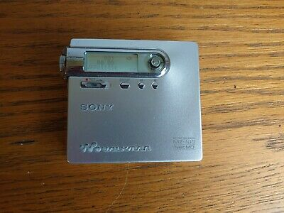 SONY MZ-N10 Personal Minidisc Net MD Walkman Player/Recorder*** VGC*** Bare Unit • 7.50£