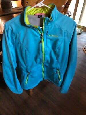 $ CDN105.46 • Buy Klim Whistler Jacket Blue Lime 2xl Snowmobile Womens