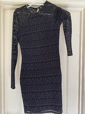AU9 • Buy FOREVER New Little Black Dress Size 6 As New