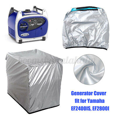 AU17.70 • Buy Generator Engine Cover Waterproof For Yamaha EF2400IS EF2800I 08P58-ZS9-100S