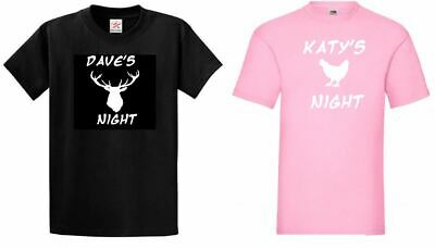 Stag And Hen T Shirts  • 9.95£