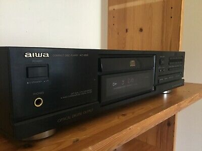 AIWA XC-300 CD Player Phono And Optical Outputs - TESTED • 39£