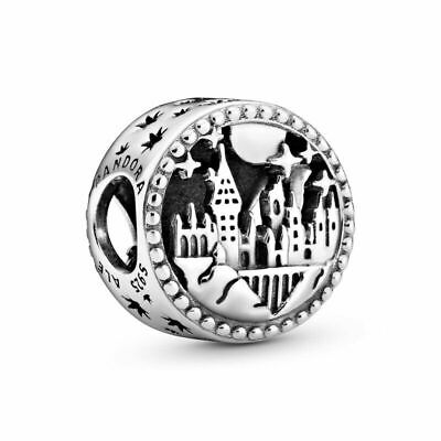 Genuine Pandora Harry Potter Hogwarts School Witchcraft Wizardry 798622C00  ALE • 14.99£