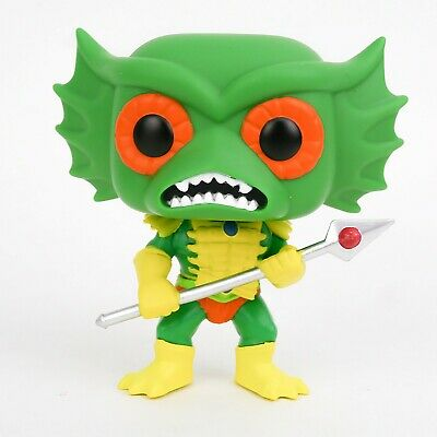 $8.99 • Buy Funko Pop Vinyl He-Man Masters Of The Universe Merman Green #564 Damaged Box New