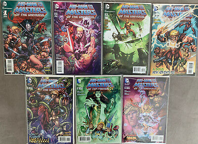 $0.99 • Buy He-Man And The Masters Of The Universe 2013 1 2 3 7 11 12 14 All High Grade