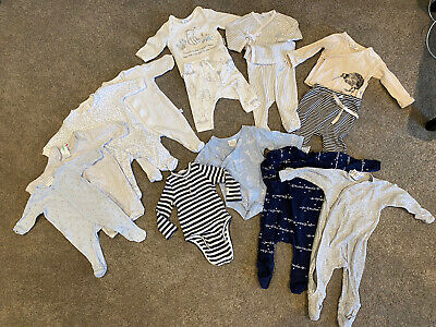 AU85 • Buy Quality Brand Baby Boy Clothes 0-3months Excellent Condition