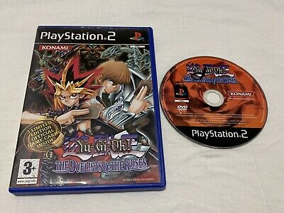 Yugioh! The Duelist Of The Roses - PS2 Game • 8.50£